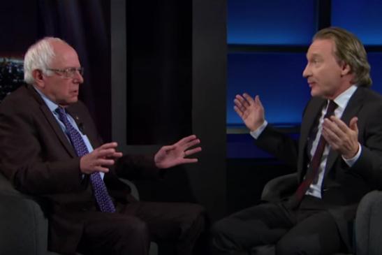 Bernie-Sanders-Bill-Maher