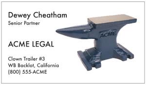 ACME LEGAL